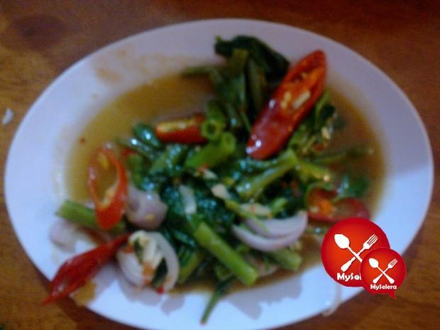 Kangkong Goreng Belacan top seafood