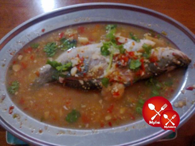 Siakap Stim Limau top seafood