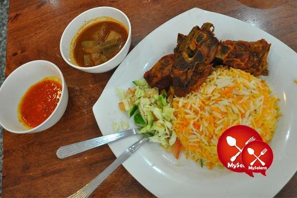 Restoran Rawani Hadramout, Gombak