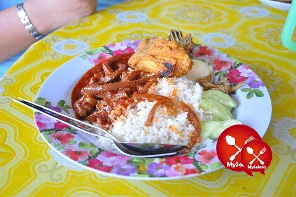 sri wangi nasi lemak1