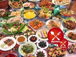 buffet ramadhan, buffet ramadan, 2013