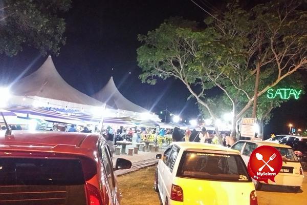 Sate sedap di Kuala Terengganu 1