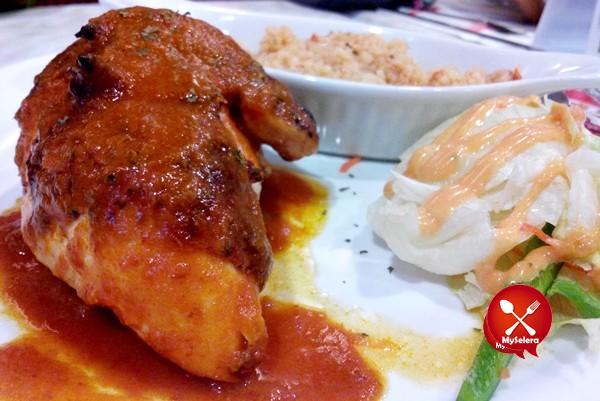 Review Ayam Flamin Spicy dari Kenny Rogers Roaster sempena ramadan