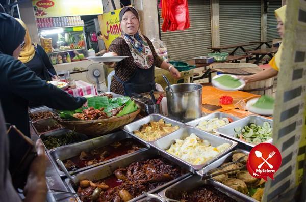 Nasi Lemak Sedap KL Nasi Lemak Famous, Bangsar-2